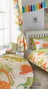 dinosaur bedding set by little big cloud zoom