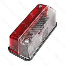Hella Side Marker Lights Hella Red White Oblong Side Marker