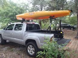 Modern Truck Bed Kayak Rack At Recreational Racks TopperKING ...