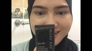 mary kay basic make up cc cream mineral powder