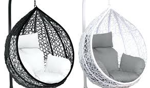 by outdoor egg swing chair suppliers cushion cover wicker within hanging wicker
