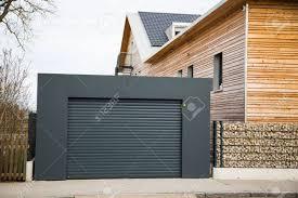modern garage doors. Uncategorized Modern Black Garage Doors The Best Door In Gray Stock Photo Picture O