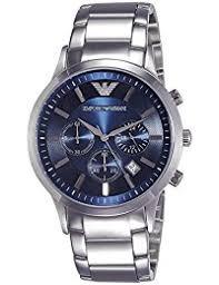mens watches shop amazon uk emporio armani men s watch ar2448