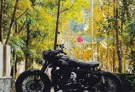 royal enfield modified bullets page