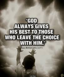 Jim Elliot Quotes Interesting God Always Gives His Best To Those Who Leave The Choice With Him