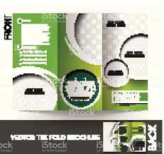 Golf Tournament Brochure Stock Vector Art & More Images Of Abstract ...