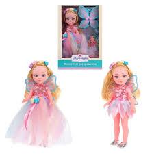 <b>Mary</b> Poppins 451216 <b>Кукла Волшебное превращение</b> 2-в-1 Фея ...