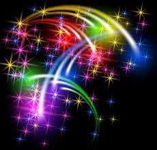 neon rainbow background designs. Wonderful Rainbow Colored Meteors Rainbow Background Inside Neon Rainbow Background Designs N