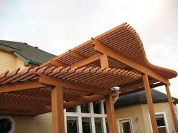 solid wood patio covers. Perfect Color Wooden Patio Cover Design Solid Wood Covers R