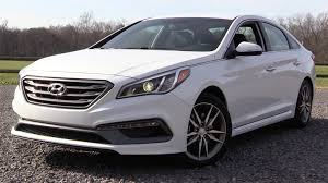 hyundai sonata 2016.  2016 2016 Hyundai Sonata Sport 20t Start Up Road Test And In Depth Review   YouTube Intended