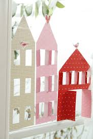 Fensterbilder Weihnachten Kinder