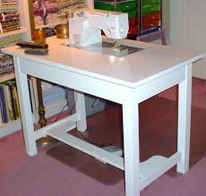 Sewing Machines Tables
