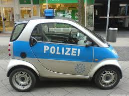 Smart Polizeiauto Nicht Elektro Autos Fahrzeuge