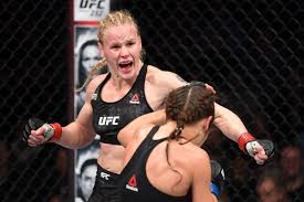 She Is A Real Problem For Valentina Shevchenko
