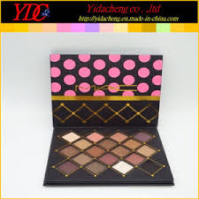 18 colors eyeshadow palette for mac cosmetics