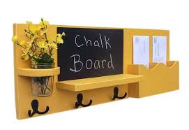 Coat Rack Mail Organizer Chalkboard Mail Organizer Coat Rack Mail Holder Letter 29