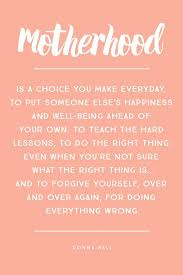 Beautiful Quotes About Motherhood