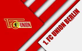 V., commonly known as 1. Fc Union Berlin Logo German Football Club Material Design Red White Abstraction Hd Wallpaper Peakpx