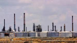 Resultado de imagen para refineria cardon venezuela