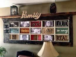 antique wood door made into picture frame refinished painted distressed and shelf added 04 05 14