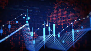 3d Stock Chart After Effects Stock Chart Animation Using Stardust