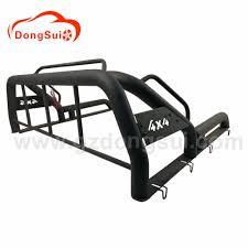 Hot Item Black Steel 4x4 Roll Bar Pickup Truck Sport Bar