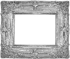 Doodlecraft Freebie 4 Fancy Vintage Ornate Digital Frames