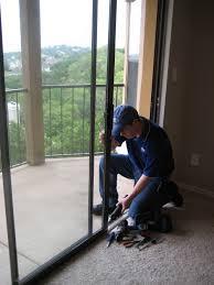 fabulous patio door repair sliding glass closet