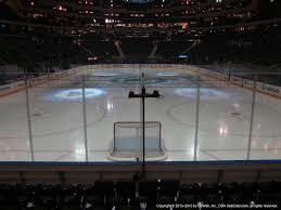 Madison Square Garden Section 8 New York Rangers