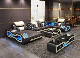 maxwest p866 sectional sofa set 3