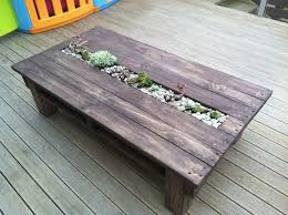 Pallet Herbs Table Planter Pallet Planters & Compost Bins