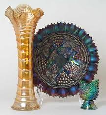 Carnival Glass Patterns Stunning David Doty's Carnival Glass Website