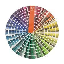Ral D2 Colour Chart