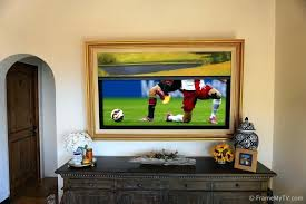 picture frame tv flat screen wall mounts