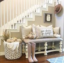 entry furniture ideas. 2016 farmhouse fall decorating ideas entry furniture