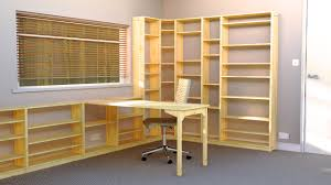 shelving for home office. Wonderful Office Example Office Solution 4 225 X 325 Cm With Shelving For Home F