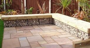 Small Picture Gabion landscaping Design Ideas Rocks Stone walls fences UK