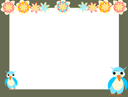 Kindergarten Borders Kindergarten School Flower Transparent Png Image Clipart Free