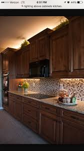 cabinet and lighting. under cabinet and above lighting n