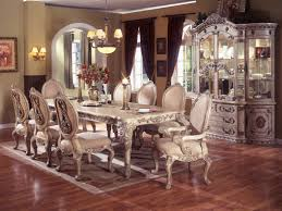 White Wood Kitchen Table Sets Amb Furniture Design Dining Room Furniture Dining Table