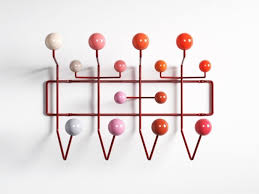 Vitra Coat Rack Hang it all Coat Rack 100d model Vitra 87