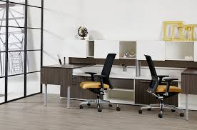 office styles. Izzy+ Grant Series Mid-Back Mesh Task Chairs Office Styles E