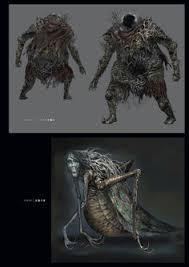 dark souls 3 concept art enemy concept art