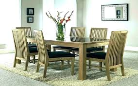 glass top dining table sets glass dining room table set wooden dining table with glass top
