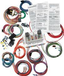 1958 1964 all makes all models parts bw900211 1958 64 impala speedway 20 circuit wiring harness 1958 64 impala full size express 16 fuse 20 circuit wiring harness set