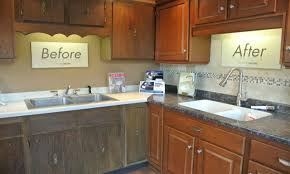Refinishing Kitchen Cabinets Vs Refacing Kitchen Cabinets Vintage