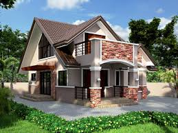 bungalow house with attic design philippines