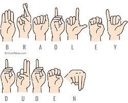 Bradley Duden - Public Records