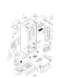 Lg refrigerator parts list photos