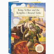 king arthur and the knights of the round table 1 review 5 stars daedalus books d90197